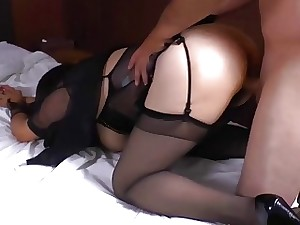 AgedLovE Hot Housemaid Doting Hardcore Fucky-fucky Compilation