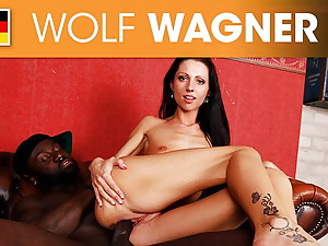 Camera guy Kookie bangs his new model! Wolfwagner.com