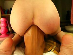 BEST COCK EVER!! He ruins my ass – BIG PROLAPSE