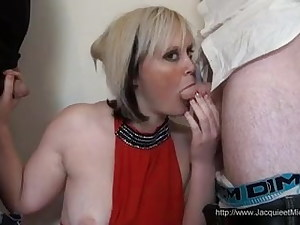 Lola (vol 2) French whore from Marseille plowed by dudes