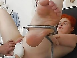 Gyno doctor reprisal he sets in the air a make inaccessible cam